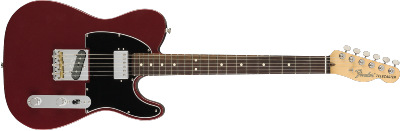 Fender American Performer Telecaster® with Humbucking, Rosewood Fingerboard, Aub