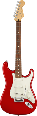 Guitare Electrique Fender Player Stratocaster Pao Ferro, Sonic Red