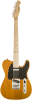 Electric Guitars Squier Affinity Series™ Telecaster®, Maple Fingerboard, Butters