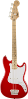 Squier Bronco™ Bass, Maple Fingerboard, Maple Fingerboard, Torino Red