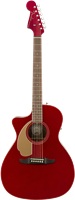 Guitare E/A Fender California Series Newporter Player LH, Candy Apple Red