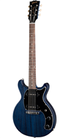 Guitare Electrique Gibson Les Paul Special Tribute DC Blue Stain