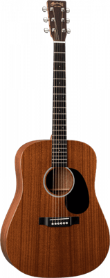 Guitare Acoustique Martin E/A DRS1 Série Road Dreadnought Sapele/Sapele