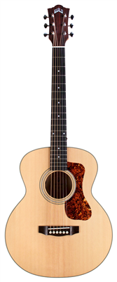 GUILD Jumbo Jr Flame Maple  (Série Westerly/Junior)