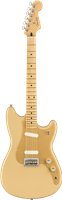 Fender Player Duo Sonic™, Maple Fingerboard, Desert Sand