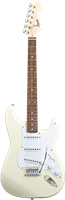 Guitare Electrique Squier Bullet® Strat® with Tremolo, Laurel Fingerboard, Arcti