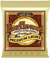 Cordes Folk Ernie Ball Earthwood Medium Light 12-54