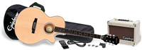 Epiphone PR-4E Acoustic/Electric Player Pack (1)