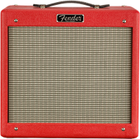 Ampli Fender Pro Junior IV Fiesta Red