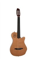 Godin Multiac Nylon Grand Concert SA Naturel HG avec housse