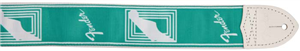 Sangle Fender Monogrammed Sea Foam Green