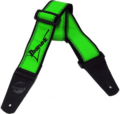 Sangle Ibanez Fluo Verte