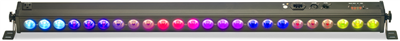 Barre LED 24 x 4-watt RGBW (4 en 1) LED