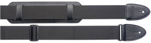 Sangle Stagg nylon 5cm noir