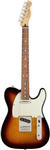 Guitare Electrique Fender Player Telecaster Pao Ferro, 3 tons sunburst