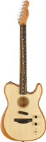 Guitares Fender American Acoustasonic™ Telecaster®, Natural