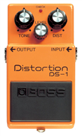 Pédale Boss Distortion DS-1