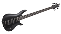 Basse Schecter C-5 SLS ELITE EVIL TWIN - Satin Black