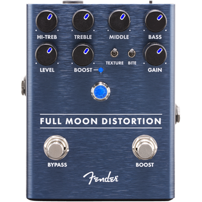 Pédale d'effet Fender Full Moon Distortion