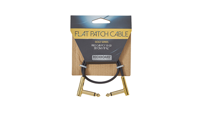 RockBoard Flat Patch Gold Series