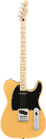 Fender Tenor Tele®, Maple Fingerboard, Butterscotch Blonde