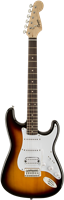 Guitare Electrique Squier Bullet® Strat® with Tremolo HSS, Laurel Fingerboard, B