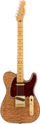 Electric Guitars Fender Rarities Red Mahogany Top Telecaster®, Maple Neck, Natur