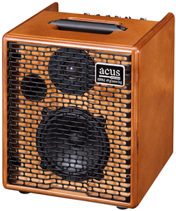Ampli guitare électro-acoustique Acus One Forstrings 5T Wood - 50 Watts