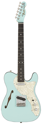 Guitare Electrique Fender Ultra  LTD Tone Tele Thinline EB DSB