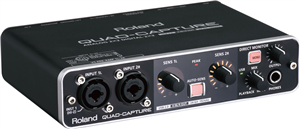 Interface USB - Quad Capture Roland