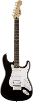 Guitare Electrique Squier Bullet® Strat® with Tremolo HSS, Black