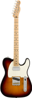 Fender American Performer Telecaster® with Humbucking, Maple Fingerboard, 3-Colo