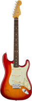 Guitare Electrique Fender American Ultra Stratocaster®, Rosewood, Plasma Red Bur