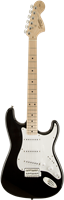 Electric Guitars Squier Affinity Series™ Stratocaster®, Maple Fingerboard, Black