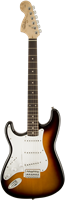Electric Guitars Squier Affinity Series™ Stratocaster®, Left-Handed, Laurel Fing