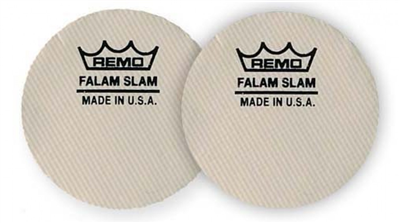 "2.5"" FALAM SLAM PATCH,2 PIECES REMO"