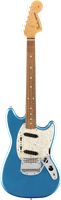 Guitare Electrique Fender Vintera 60's Mustang, Pau Ferro, Lake Placid Blue