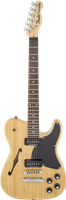 Fender Jim Adkins JA-90 Telecaster® Thinline, Laurel Fingerboard, Natural