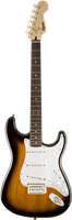Guitare Electrique Squier Bullet® Strat® with Tremolo, Laurel Fingerboard, Brown