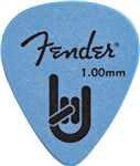 Médiators Delrin Rock-On 1.00 mm Fender (Lot de 12)