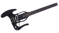 Guitare de voyages Traveler Guitar PRO-SERIES MOD-X - Black