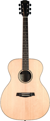 "Guitare Acoustique JM Forest SGA100 ""Solid Fine Wood"" Grand Auditorium"