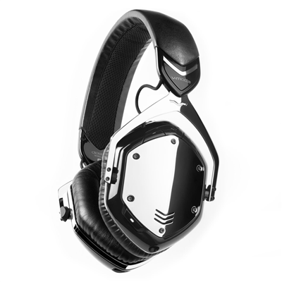 Casque V-Moda XFBT Bluetooth Phantom Chrome