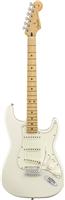 Guitare Electrique Fender Player Stratocaster Erable, Polar White