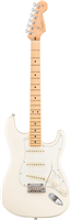 Guitare Electrique Fender American Pro Stratocaster Olympic White Mapple
