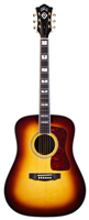 GUILD D-55 ATB avec etui (Série Traditional USA/Dreadnought)
