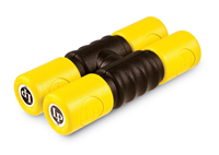 Latin Percussion LP441T-S Shaker Twist Doux / jaune