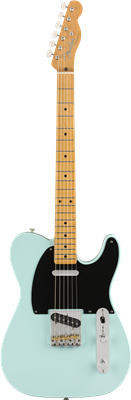 Fender Vintera® '50s Telecaster® Modified, Maple Fingerboard, Daphne Blue