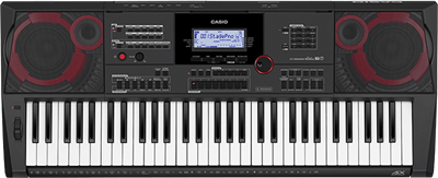 Clavier arrangeur Casio CT-X5000