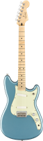Fender Player Duo Sonic™, Maple Fingerboard, Tidepool